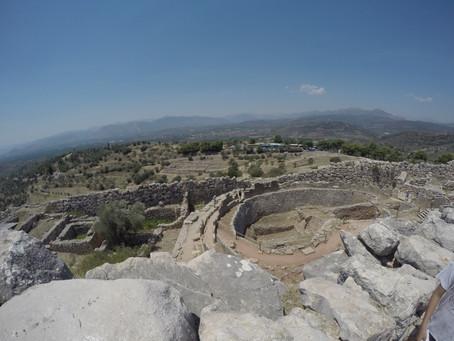 Micenas - Cidade Fortificada de Perseu
