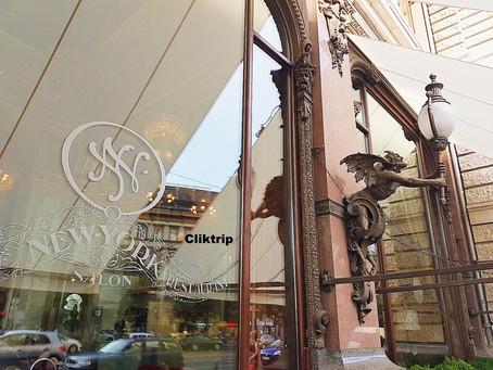 New York Café - O café mais bonito e elegante do mundo