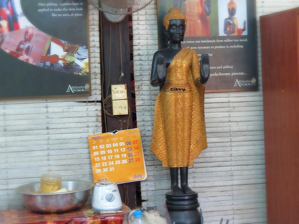 Camboja artesanato