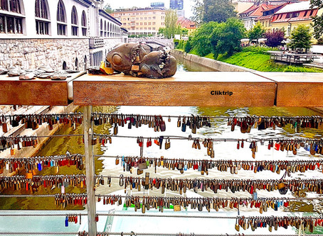 Ljubljana - descubra o charme da Eslovênia !!!