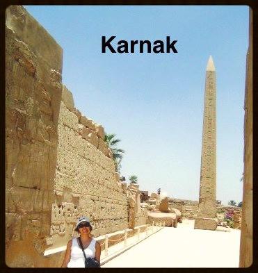 Obelisco -Karnak- Egito