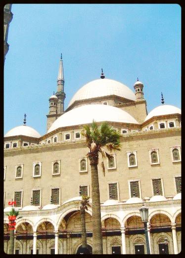 Mesquita de Alabastro - Egito