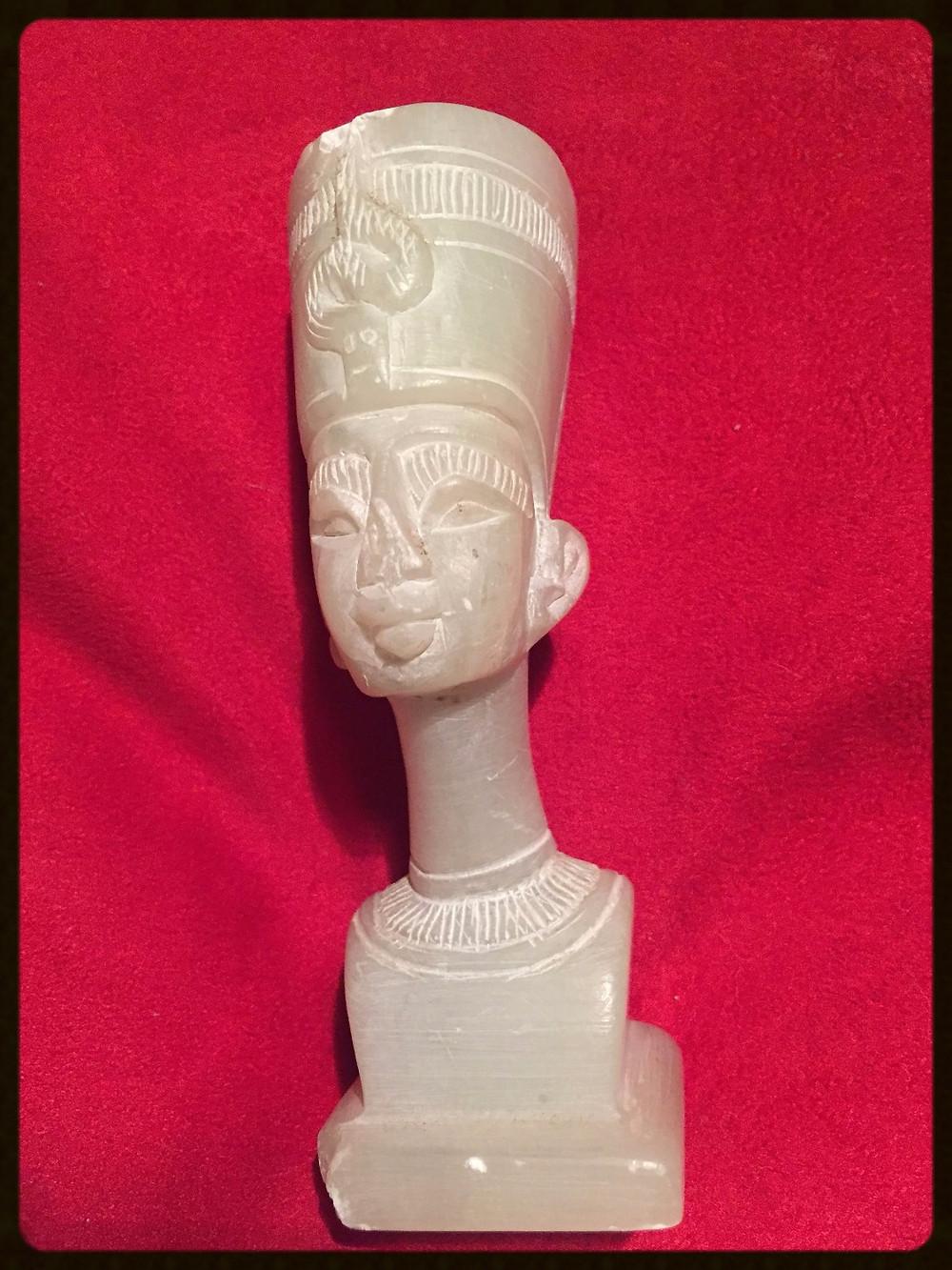 Nefertiti - Alabastro - Egito compras