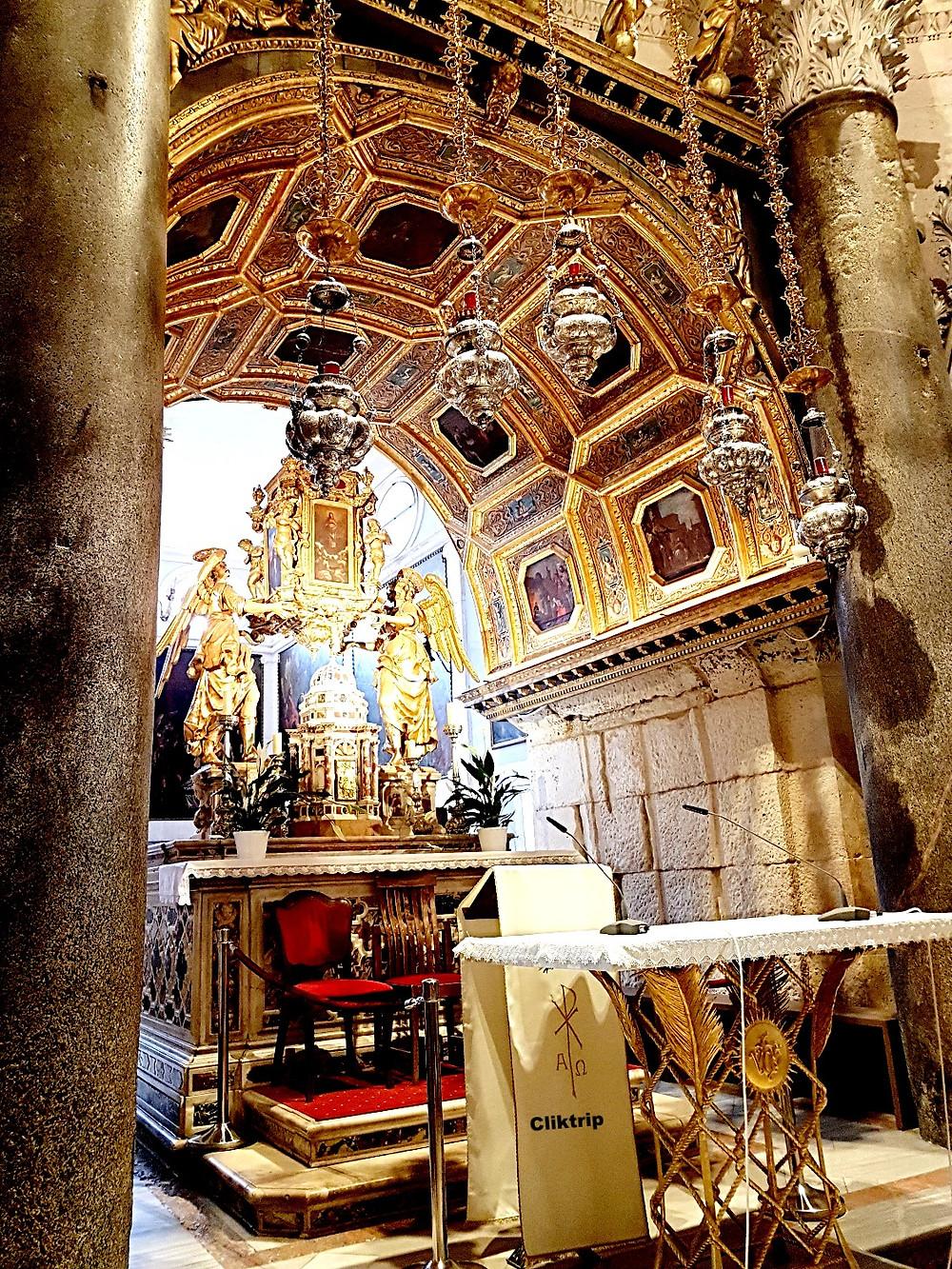 Catedral em Split