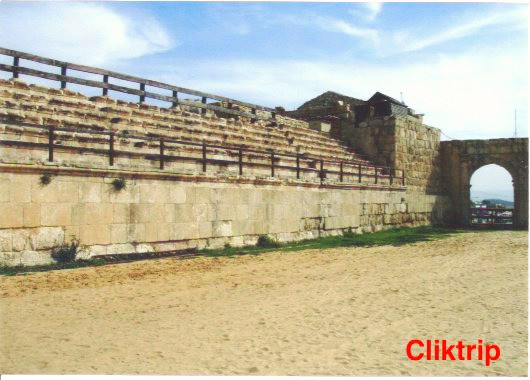 Hipódromo Romano - Jerash - Jordânia