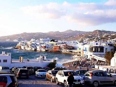 Mykonos - A ilha dos bons ventos