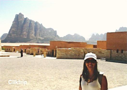 Pilar da Sabedoria - Wadi Rum - Jordânia
