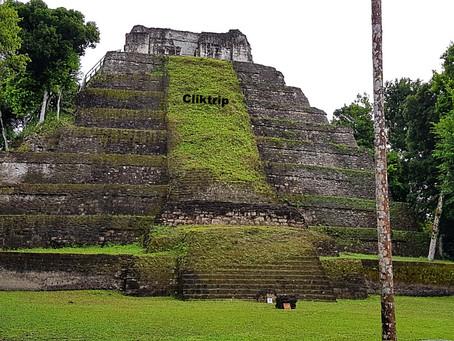 Yaxhá - A famosa cidade Maia