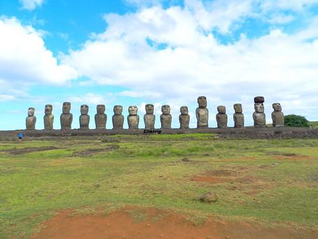 Os mistérios da Ilha de Páscoa e os Gigantes de Pedra
