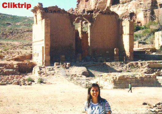 Tumba de Anesho - Petra