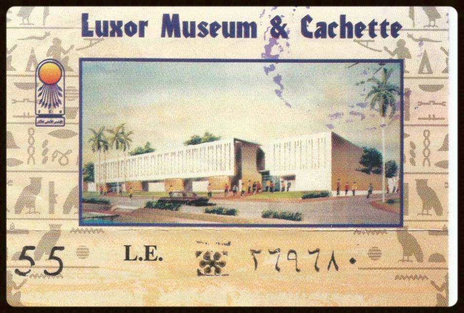Ticket Luxorf