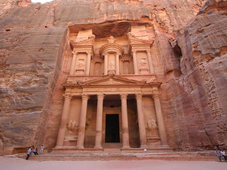 Jordânia - um verdadeiro tesouro arqueológico