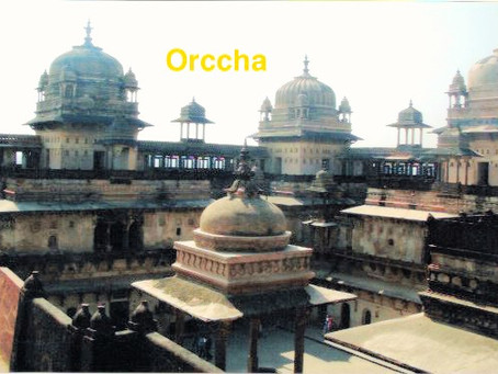 Orcha - Cidadela Medieval