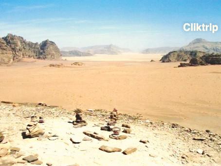 Wadi Rum - Deserto Vermelho do Oriente Médio