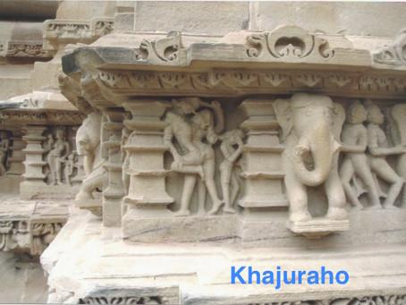 Khajuraho - Templos do Kama Sutra