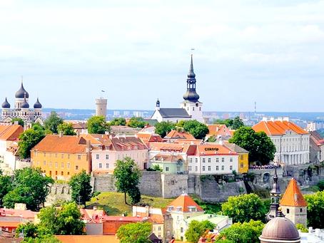 Tallinn - Cidade Medieval Encantadora !!!