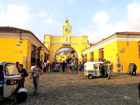Antígua - A charmosa Cidade Colonial