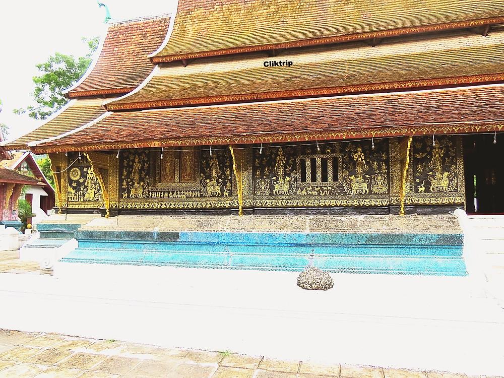 Arquitetura no Laos