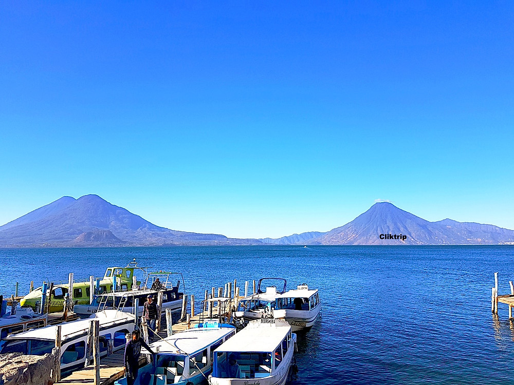 Lagos Atitlán - Guatemala