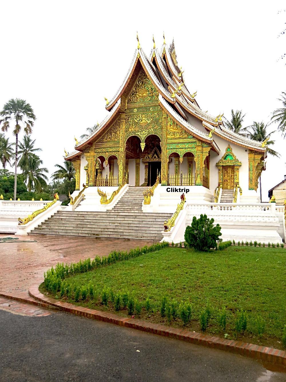Haw Pha Bang - Luang Pradang