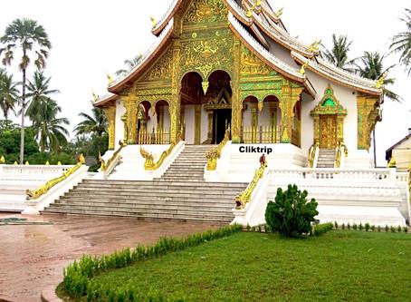 Luang Pradang  - Paz , amor & budismo