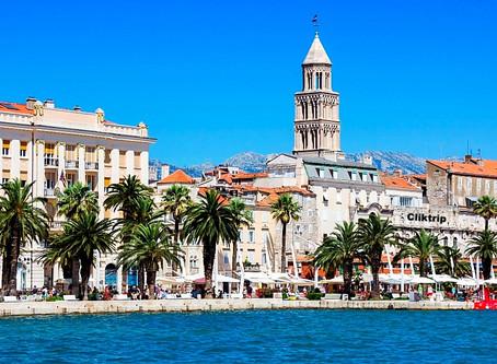 Split - Museu a céu aberto