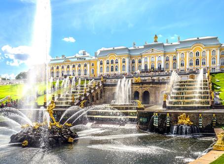 St Pettesburgo - Uma das cidades mais lindas do  mundo !!!
