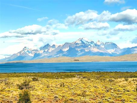 Patagônia Chilena : Beleza Insólita - Entre o Céu e as Montanhas !!!