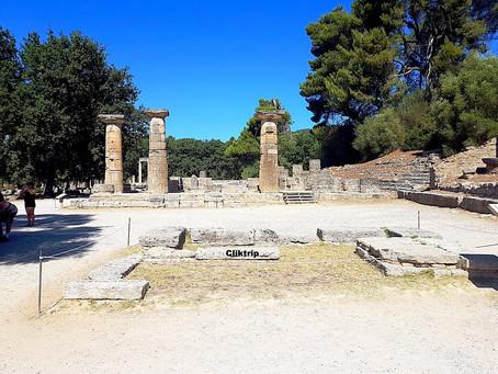 Olympia - Cidade onde surgiram os Jogos Olímpicos