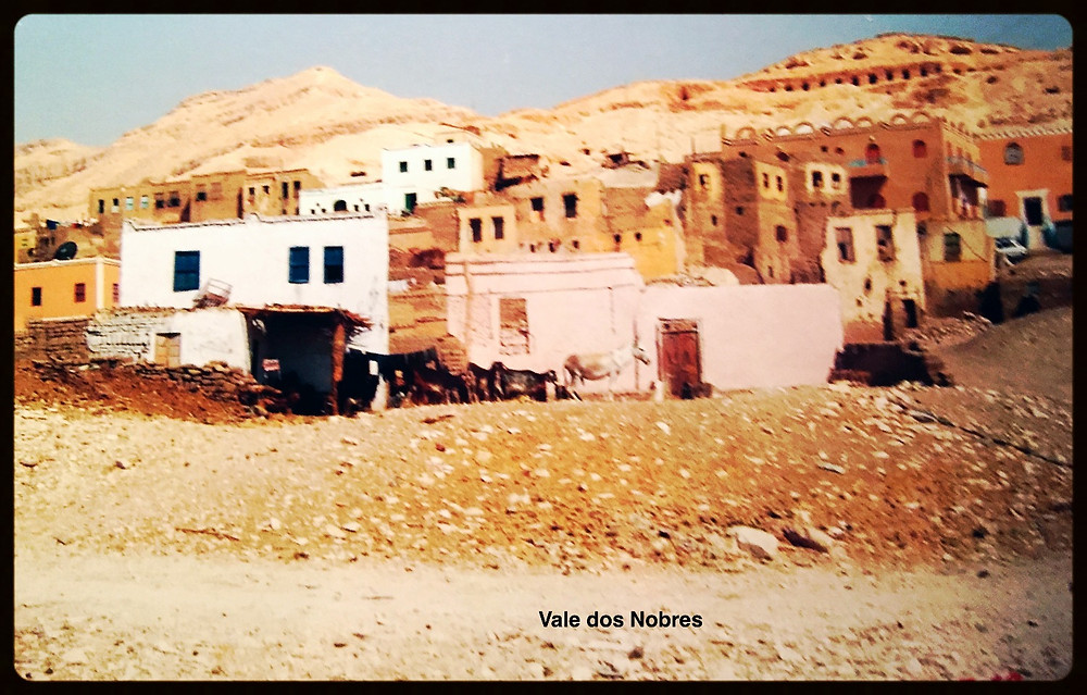 Vale dos Nobres - Egito