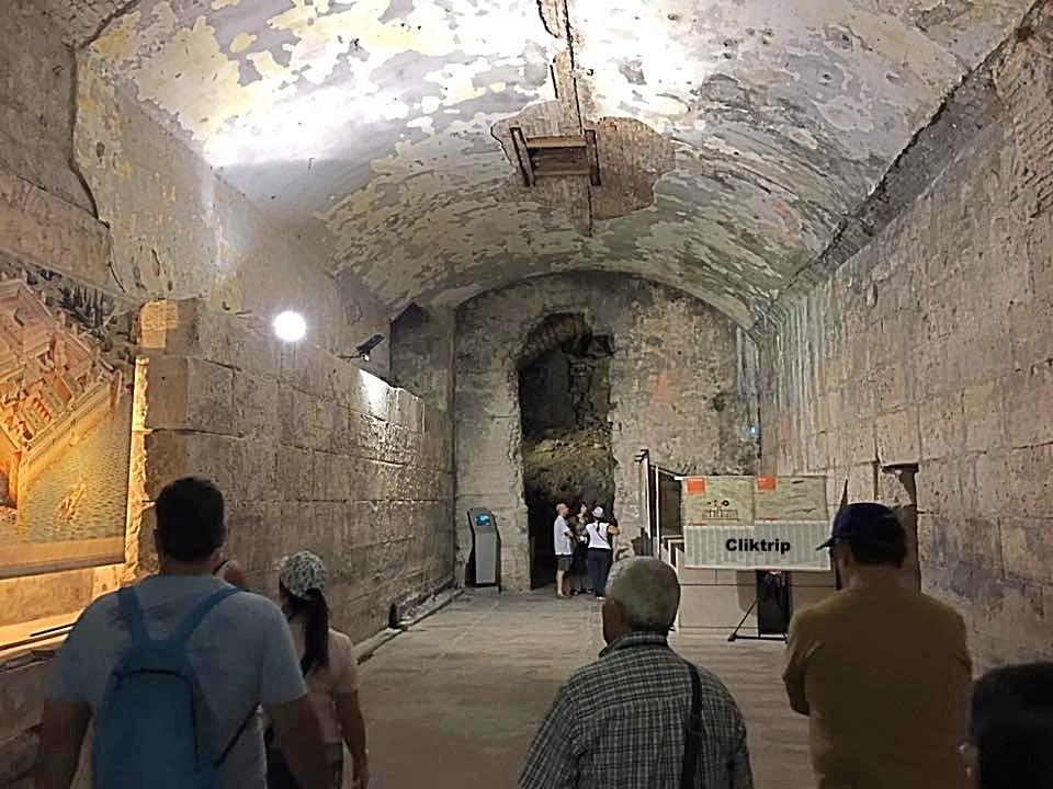 Palácio de Diocleciano em Split