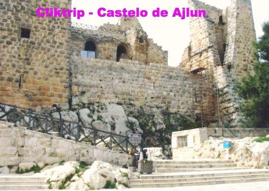 Castelo de Ajlun - Jordânia