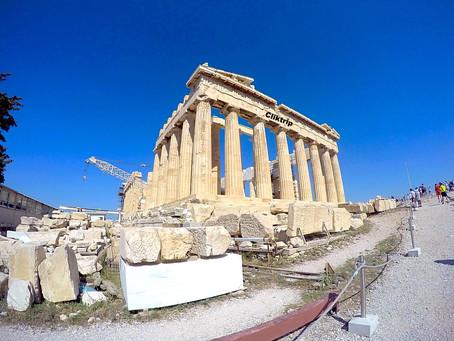 Atenas - Museu a céu aberto