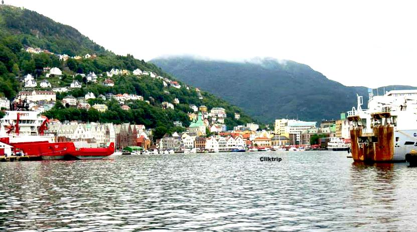Cais Hanseático - Bergen
