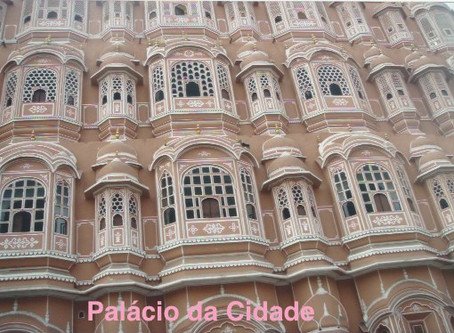 Rajastão - Cidade Rosa - Jaipur