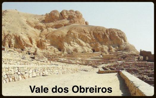Vale dos Obreiros - Egito
