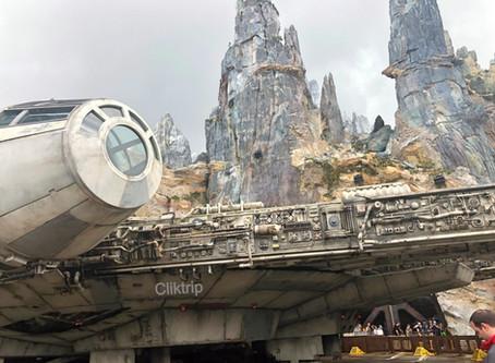 Star Wars : Galaxy's Edge - Nova área e brinquedos !!!