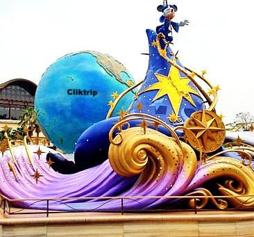 Disney Seas - O Parque mais bonito da Disney