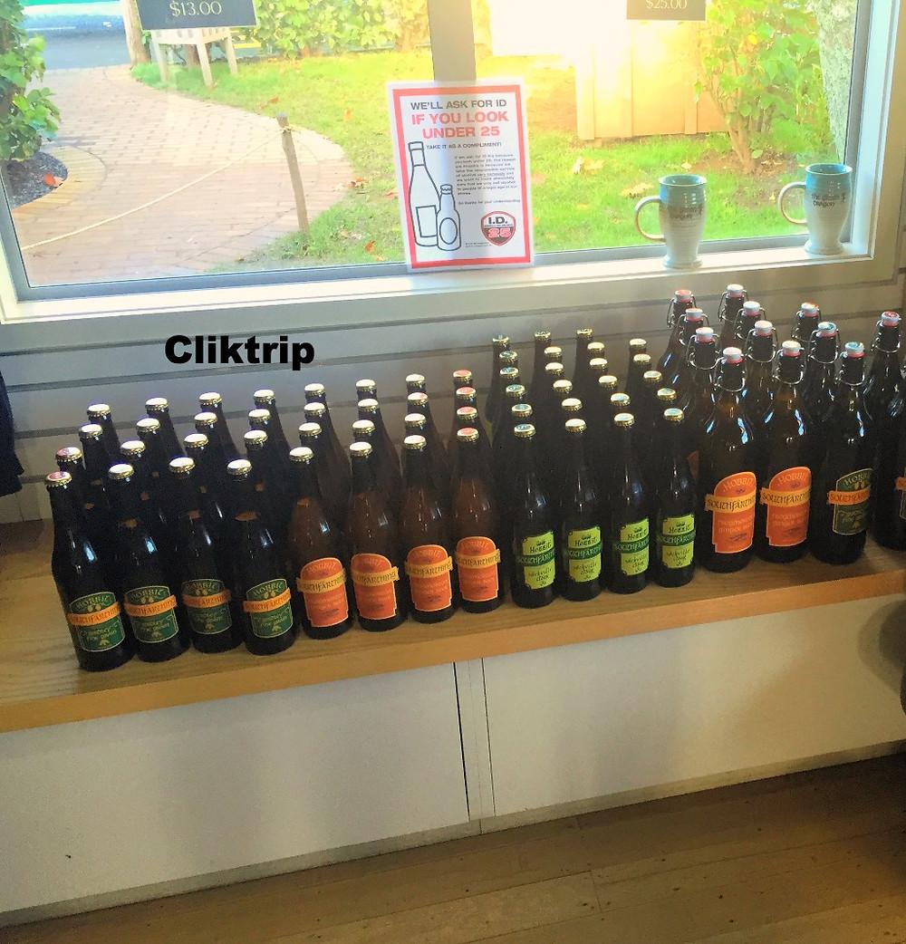 Cervejas de Hobbiton