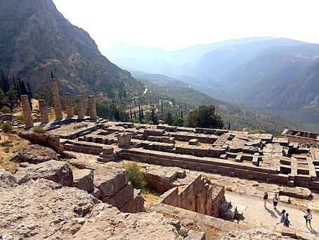 Delfos - A Cidade do Oráculo