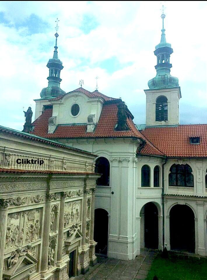 Santa Casa de Loreto em Praga