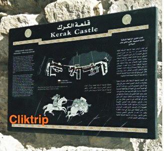 Castelo de Al Kerak ou Karak