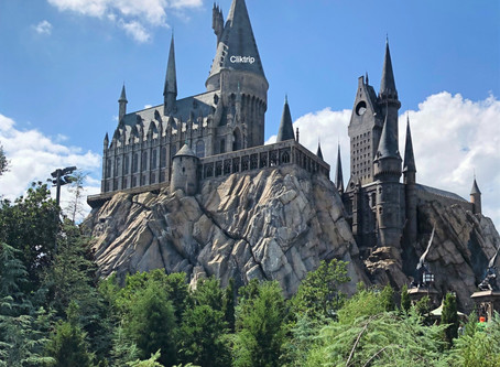 Fãs de Harry Potter : Nova Montanha Russa do Hagrid's !!!