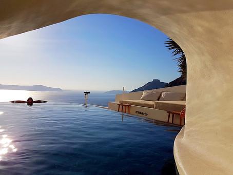 Santorini - A ilha mais romântica