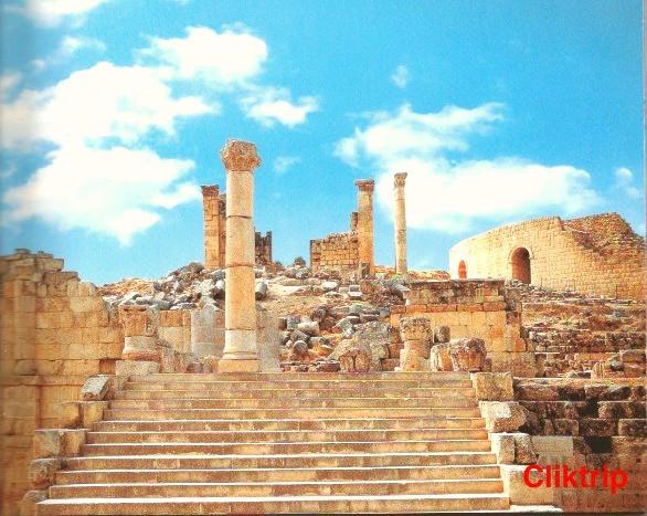 Templo de Zeus ( como está hoje )