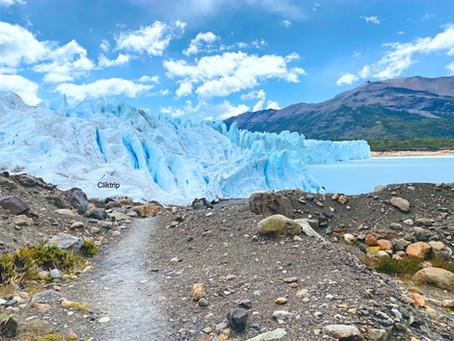 El Calafate - a terra dos Glaciares !!!