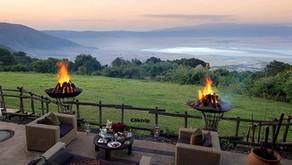Ngorongoro : Safári dentro de uma cratera de vulcão