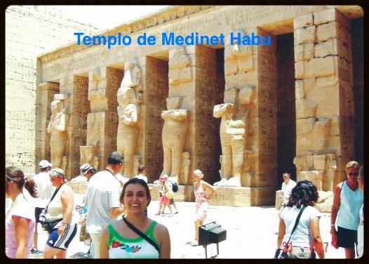 Egito- Medinet Habu