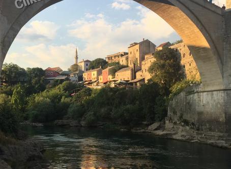 Mostar : a Fênix da Bósnia Herzegovina