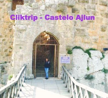 Castelo de Ajlun - Qal' at Ajlun